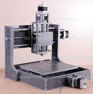 Zen Toolworks Dremel CNC DIY Kit 7x7