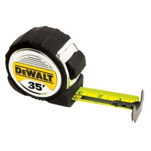 DeWalt 35ft. Tape Measure