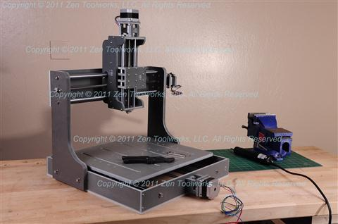 Zen Toolworks CNC DIY KIT 12x12