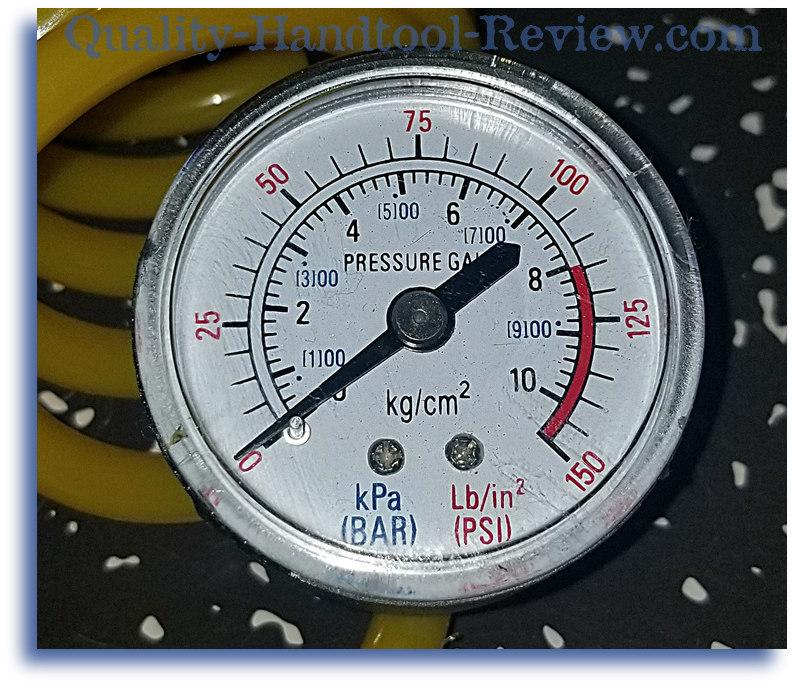 Audew Compressor Pressure Gauge