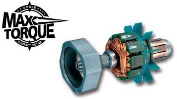 Makita Max Torque 4 Pole Motor
