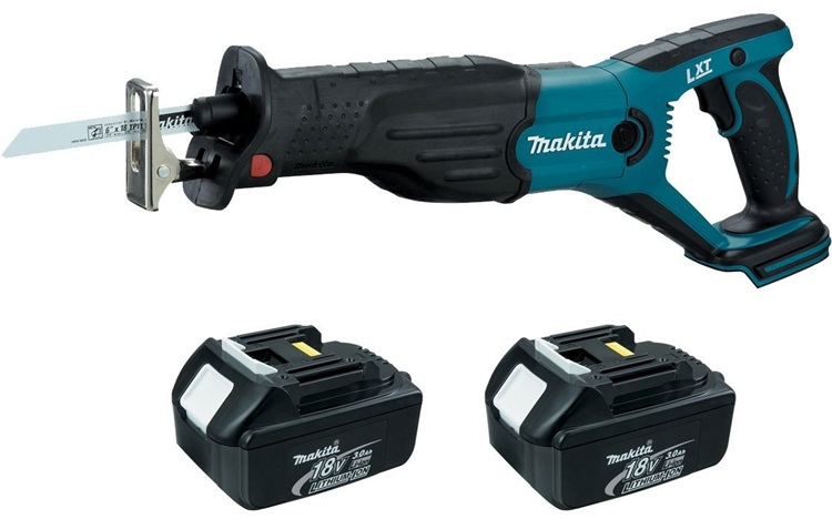 Makita Cordless Reciprocating Saw Info All You Need To