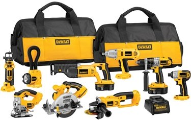 DeWalt Line up