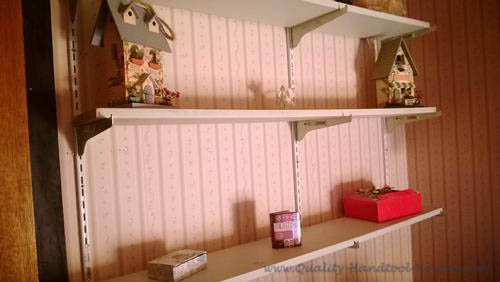 Dremel Shelf DIY